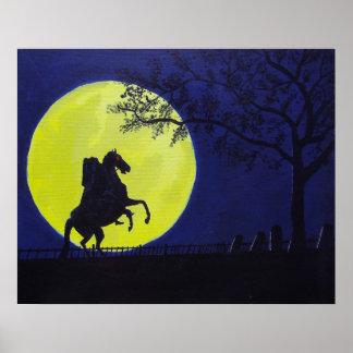 Headless Horse Poster