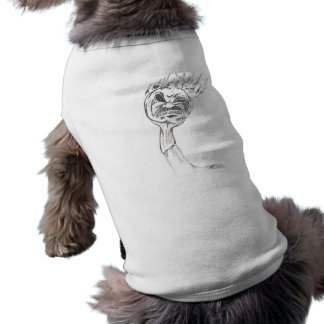 Headless Horseman Doggie Tshirt