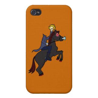 Headless Horseman iPhone 4 Cases