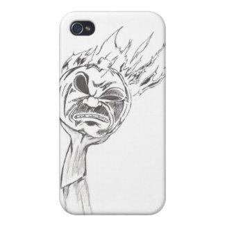 Headless Horseman iPhone 4/4S Cases