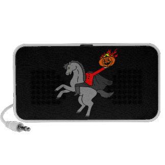 Headless Horseman Mp3 Speakers