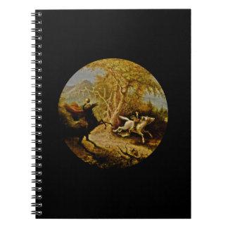 Headless Horseman of Sleepy Hollow Note Book
