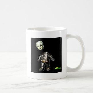 Headless Man Basic White Mug