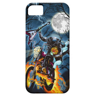 Headless Metal Horseman Case For iPhone 5/5S