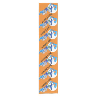 Headless Musher Alaska Halloween Table Runner