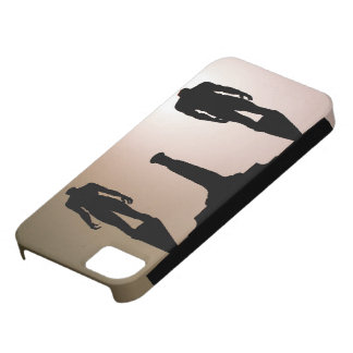 Headless Statues Silhouette iPhone 5 Case