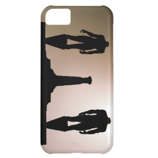 Headless Statues Silhouette iPhone 5C Case