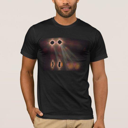 Headlights in the Dark Men's T shirt