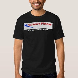 headline, FergsFitness.com Shirts