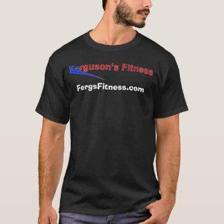 headline, FergsFitness.com T-Shirt