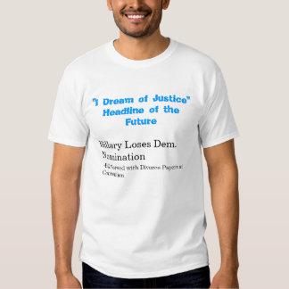 Headline Hillary T-Shirt