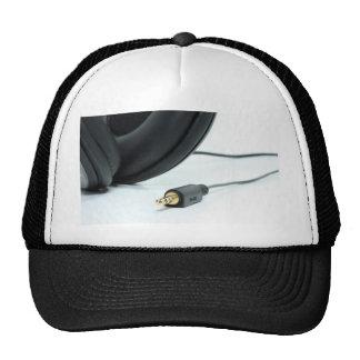 Headphone Trucker Hat
