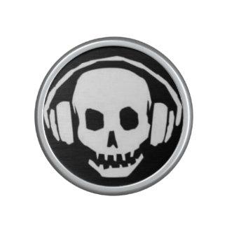 Headphone Skully Speaker