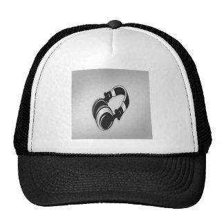 Headphones design cap