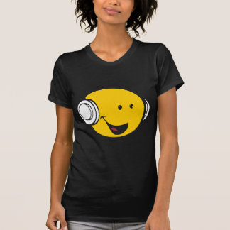 Headphones Emoji T-Shirt