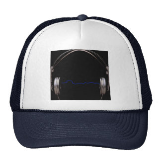 Headphones for music lovers hat