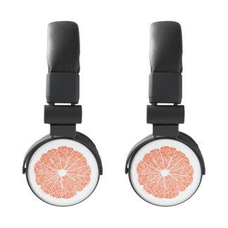 Headphones - Grapefruit to Suit