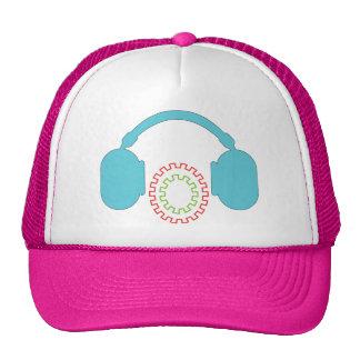Headphones Grove Graphic Tees Trucker Hat