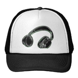 Headphones Mesh Hats