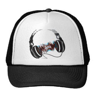 Headphones Trucker Hats
