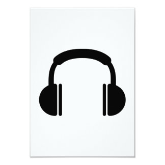Headphones music DJ Personalized Announcements