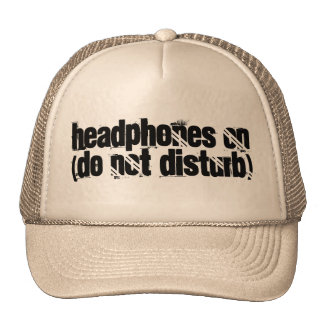 Headphones ON Cap