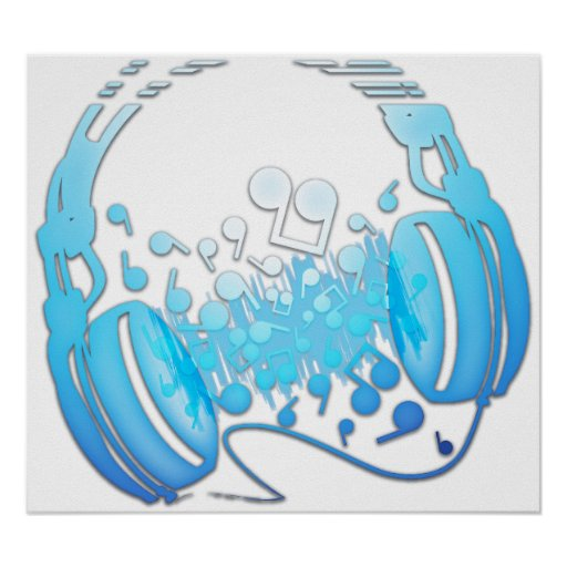 Headphones Posters