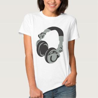 Headphones Tshirts