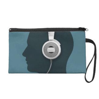 Headphones Wristlet