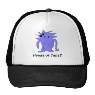 Heads or Tails Trucker Hats