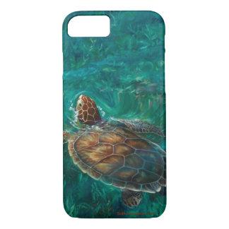 Heads Up Sea Turtle Phone Case