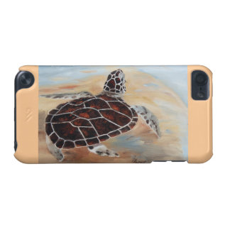 Head's Up Turtle IPod Touch Case