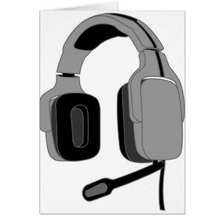 Headset Card