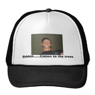 Headshot (1), Shhhhh......Listen to the trees Cap