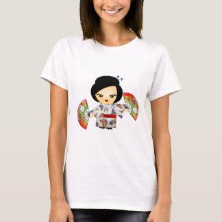 Headstock with Kimono T-Shirt