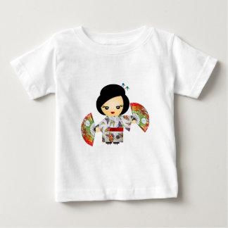 Headstock with Kimono Tshirt