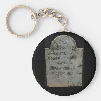 headstone keychain