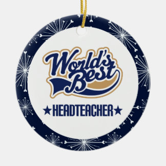 Headteacher Gift Ornament