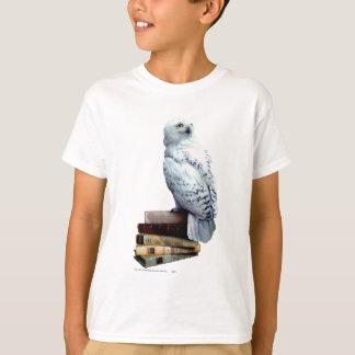 Headwig on books shirts