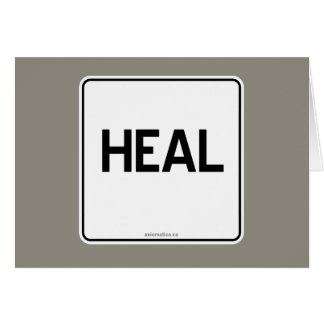 HEAL CARDS