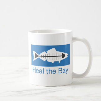 Heal the Bay Swag Basic White Mug