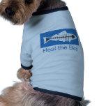 Heal the Bay Swag Dog T Shirt