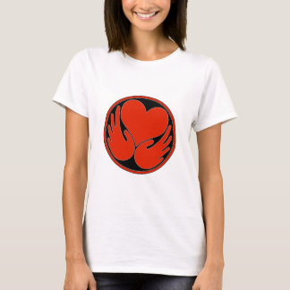 Heal The Harm logo products T-Shirt