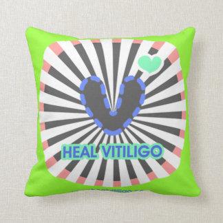 Heal Vitiligo Pillow