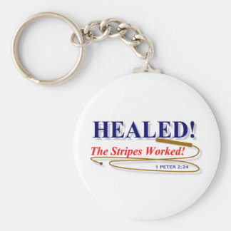 Healed Keychain