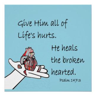 Healer of Broken Hearts