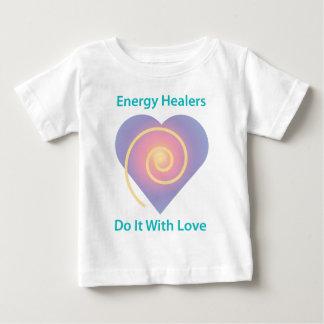 Healers Do It With Love Tee Shirt