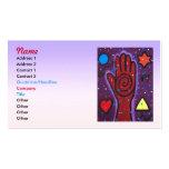 Healer's Hand.. Business Card