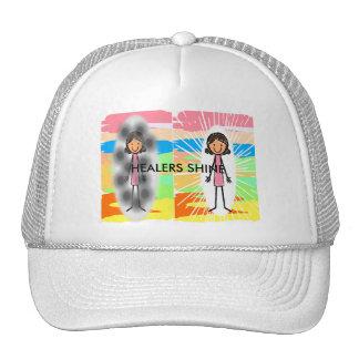 """HEALERS SHINE"" cap"
