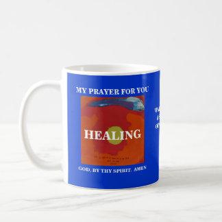 HEALING - 1118 CLASSIC WHITE COFFEE MUG
